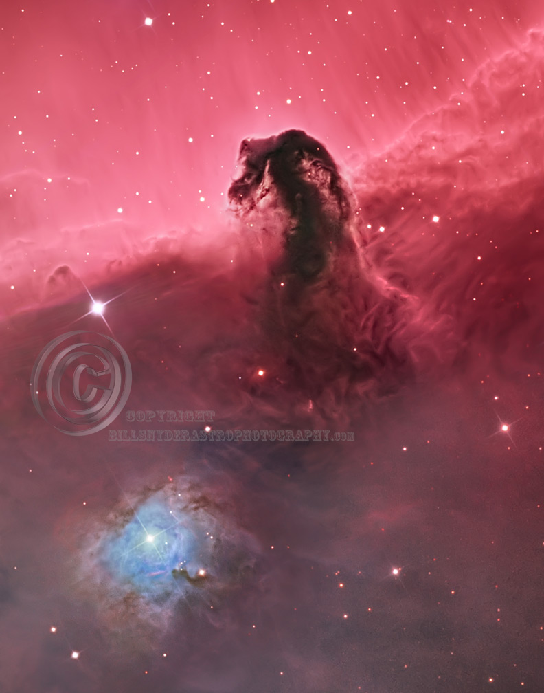 IC434-Horsehead--P-all-SRO-11X14-72pic