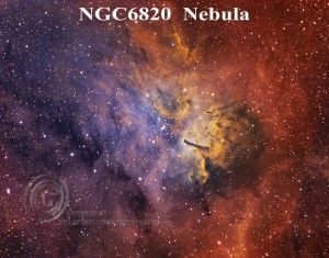 NGC6820_SII-Ha-OIII-11X14--72p--for-Web-Labled--