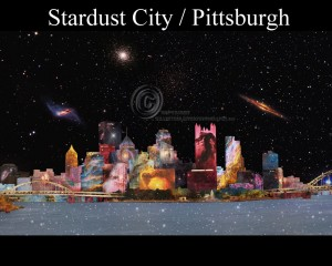 Stardust City Labled